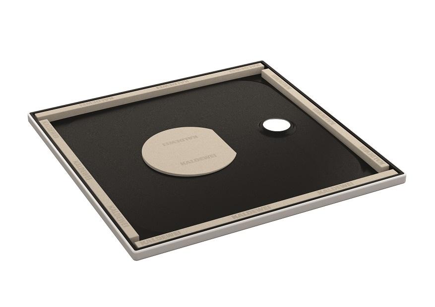Kaldewei low profile trays